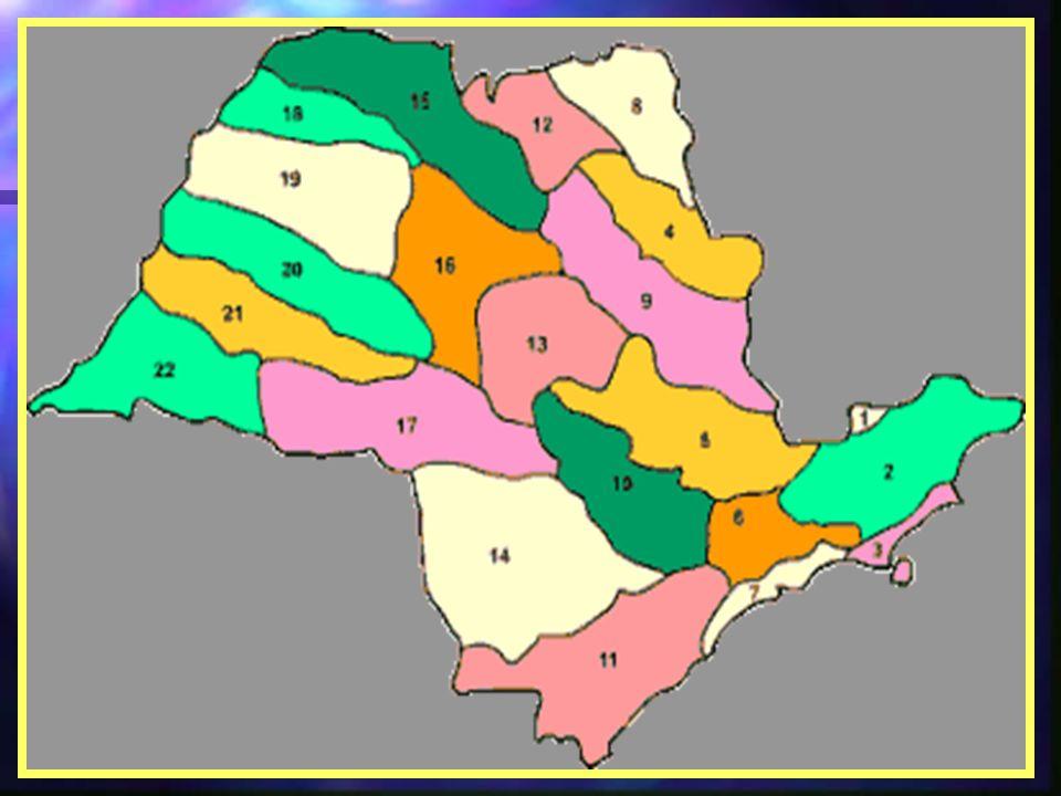 AS BACIAS HIDROGRÁFICAS DE SÃO PAULO 1. Mantiqueira 2. Paraíba do Sul 3. Litoral Norte (LN) 4. Pardo 5. Piracicaba Capivari Jundiaí 6. Alto Tietê 7. B