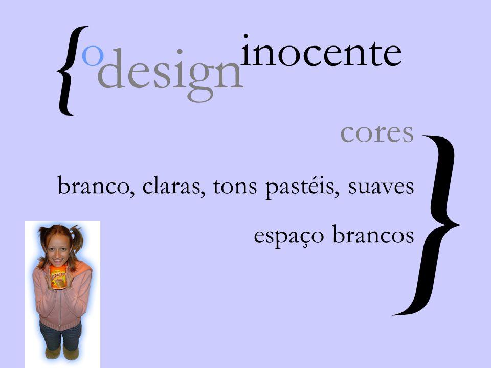 { } o inocente design cores branco, claras, tons pastéis, suaves espaço brancos