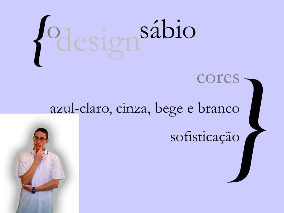{ } o sábio design cores azul-claro, cinza, bege e branco sofisticação