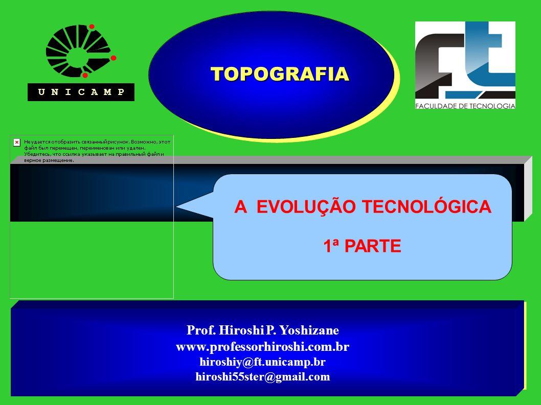 A EVOLUÇÃO TECNOLÓGICA Prof.