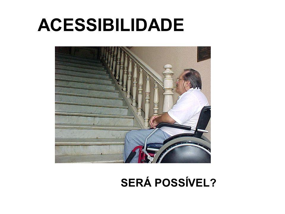 ASSOCIAÇÃO BRASILEIRA DE NORMAS TÉCNICAS ABNT NBR 9050 – ACESSIBILIDADE DE PESSOAS PORTADORAS DE DEFICIÊNCIA A EDIFICAÇÃO, ESPAÇO, MOBILIÁRIO E EQUIPAMENTO URBANO – ABNT.