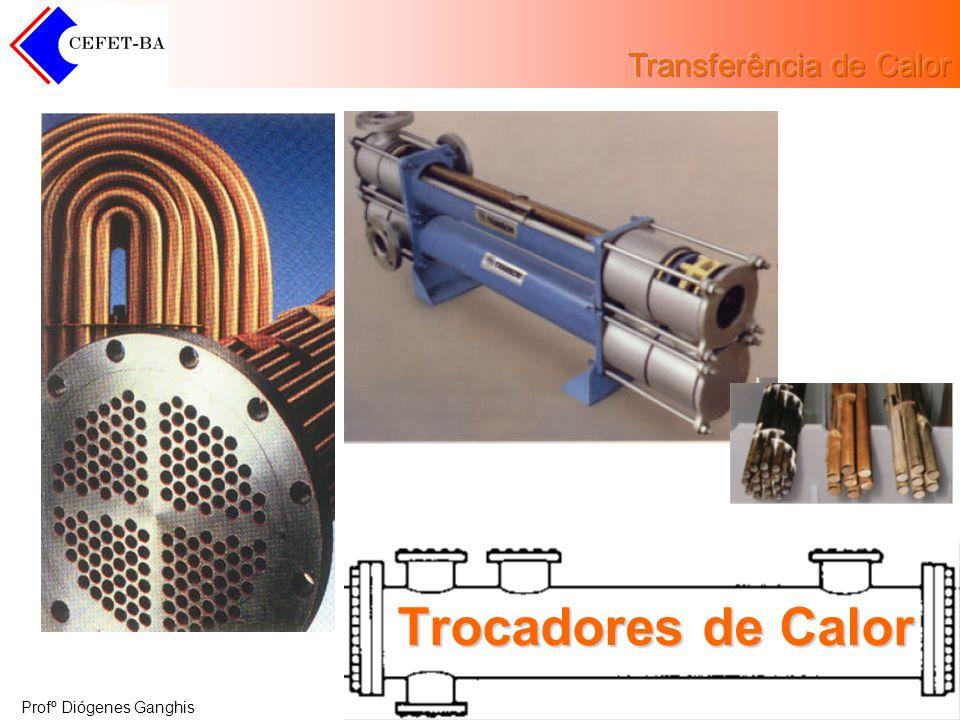Profº Diógenes Ganghis Armazenagem Usualmente, os trocadores de calor fornecidos, após o teste hidrostático, pressurizados com nitrogênio.