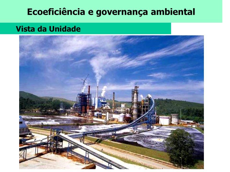 Ecoeficiência e governança ambiental Vista da Unidade