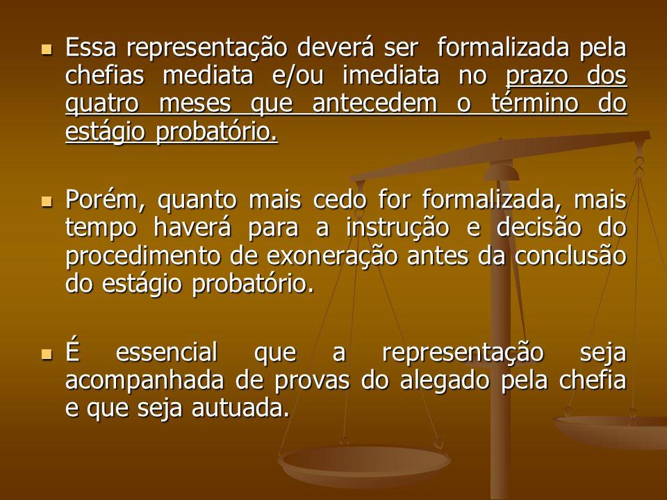 VII. Não aprovação em curso de formação ou capacitação para o exercício dos funções do cargo (inciso acrescentado pelo art. 1º da Lei nº 13.686/03) VI