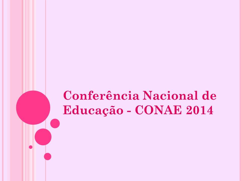 Conferência Nacional de Educação - CONAE 2014