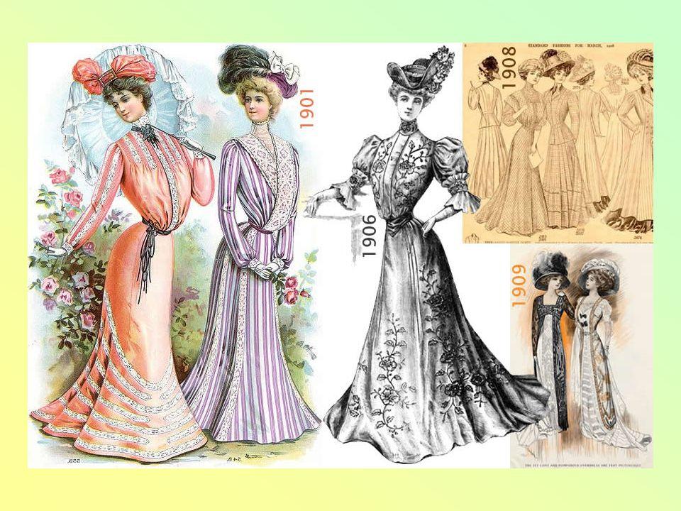 No século 20, com o surgimento de fibras sintéticas como raiom, náilon e poliéster, a indústria de confecções passou a dispor de uma variedade maior de tecidos.