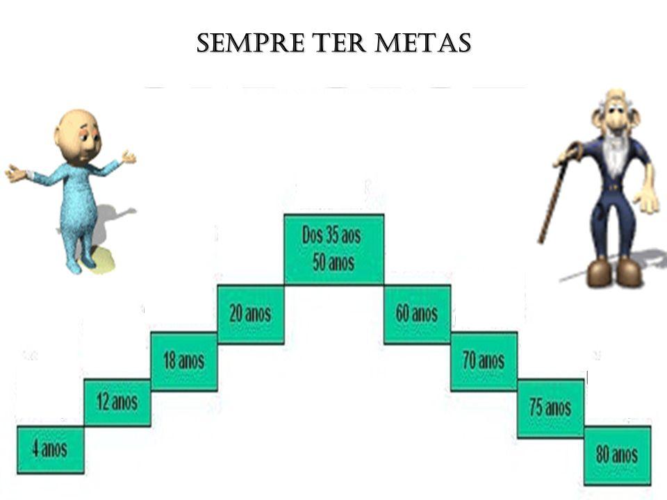 SEMPRE TER METAS
