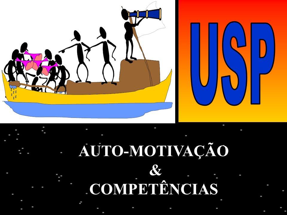 AUTO-MOTIVAÇÃO &COMPETÊNCIAS