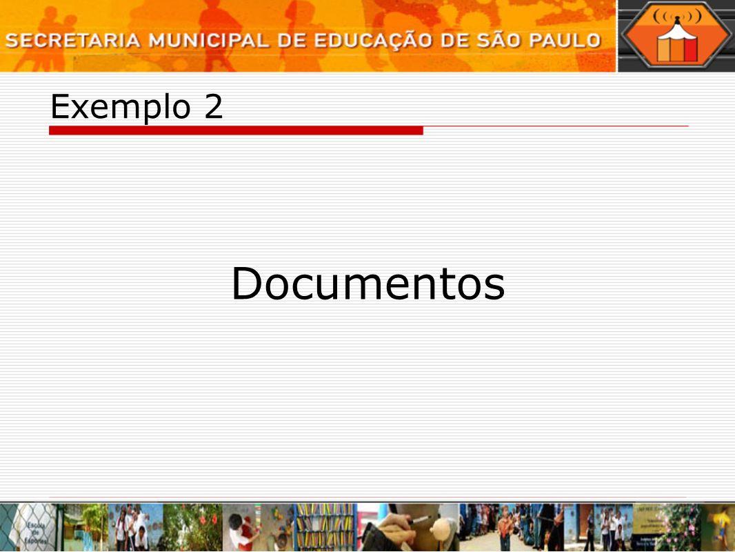 Exemplo 2 Documentos