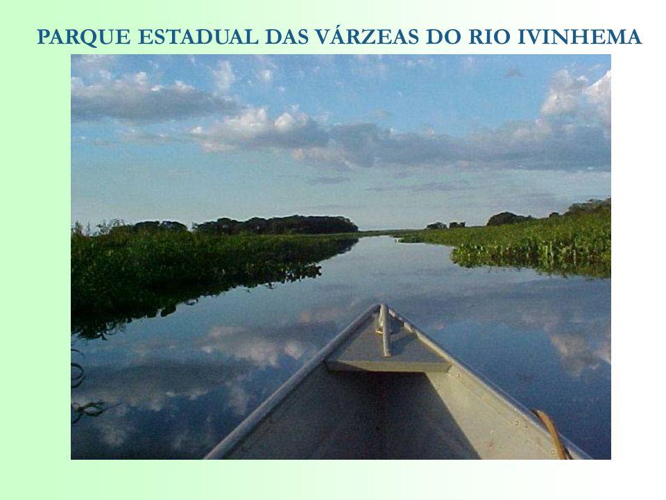 PARQUE ESTADUAL DAS VÁRZEAS DO RIO IVINHEMA