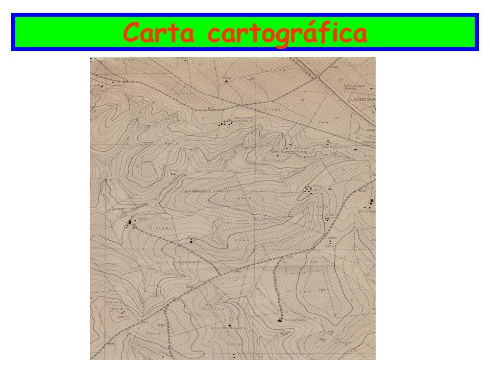 Carta cartográfica