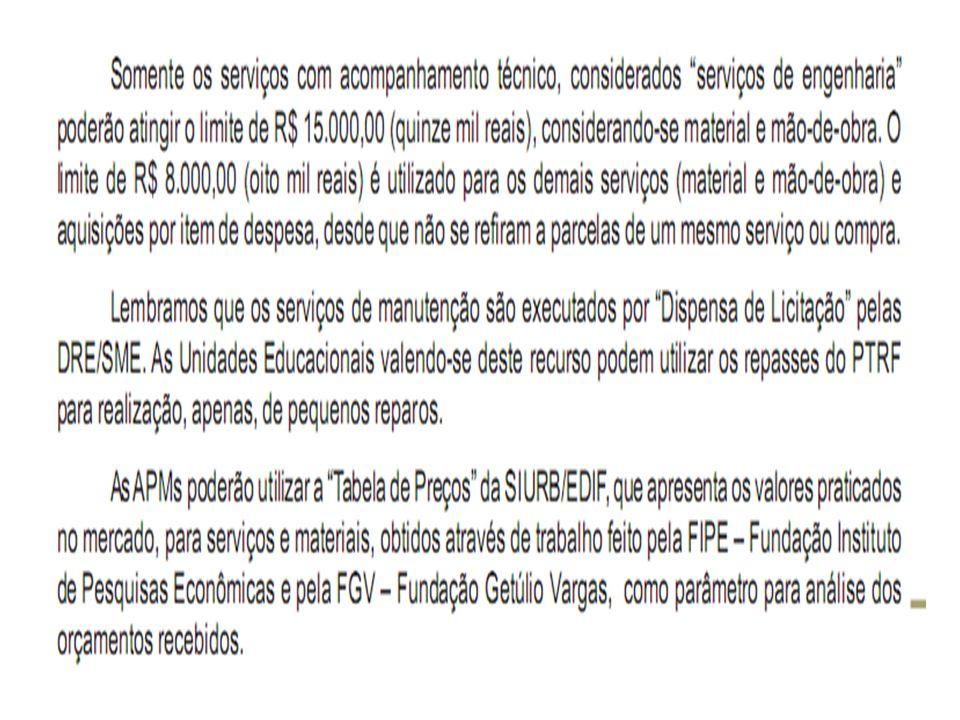 - A PARTIR DE 01/03/2011 AS APMs DEVERÃO RECEBER SOMENTE NOTAS FISCAIS ELETRONICAS (SERVIÇOS E VENDAS)