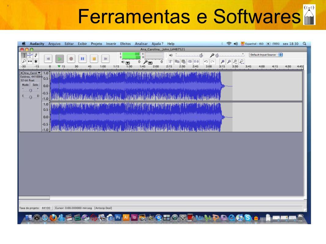 Ferramentas e Softwares