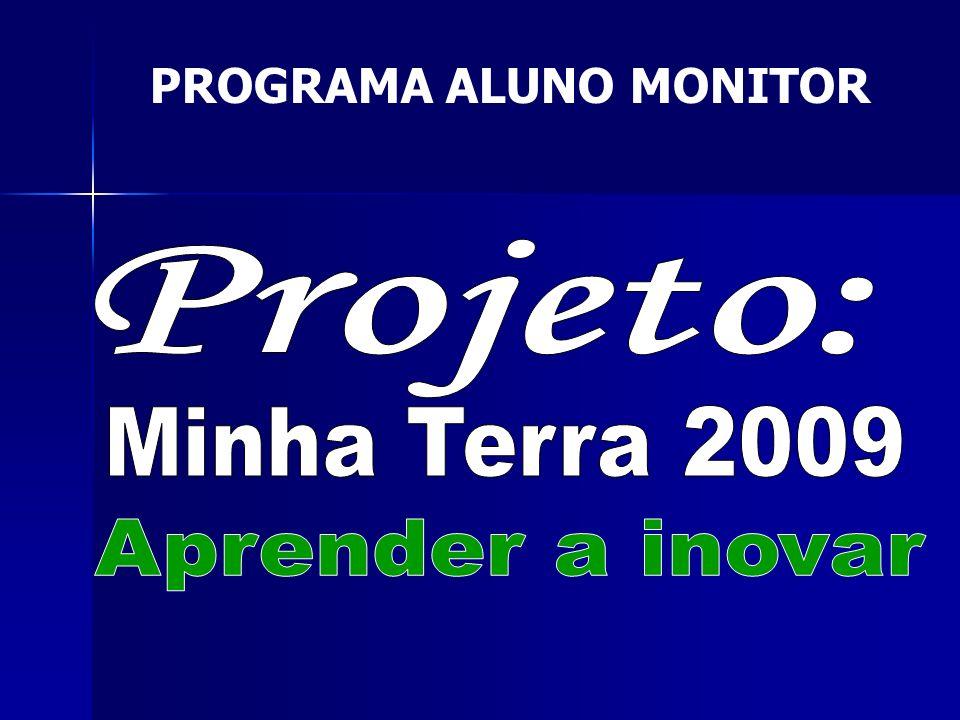 PROGRAMA ALUNO MONITOR