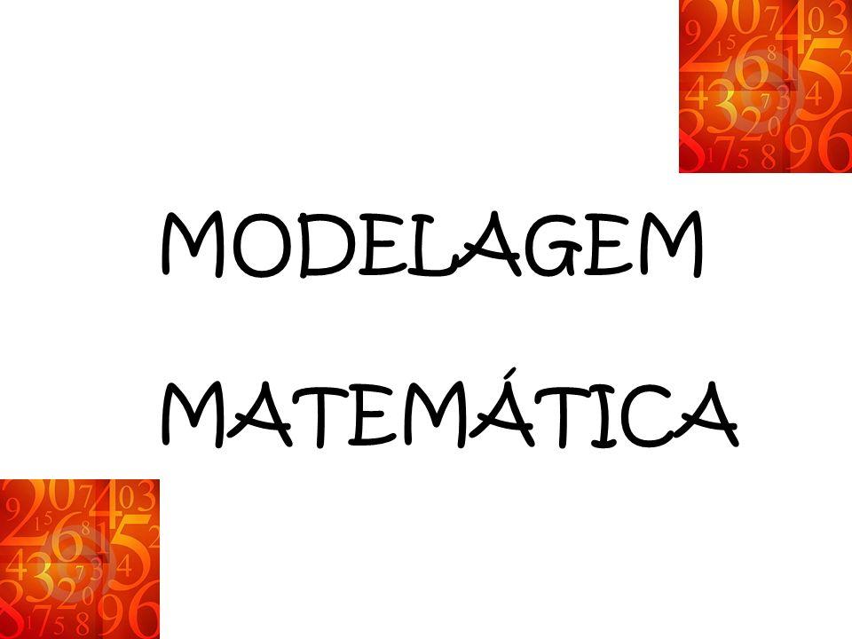 Modelagem Matemática - um sistema de aprendizagem A Modelagem Matemática é uma metodologia, uma estratégia de ensino e aprendizagem, um ambiente de aprendizagem ou até mesmo uma técnica de ensino Ademir Donizeti Caldeira