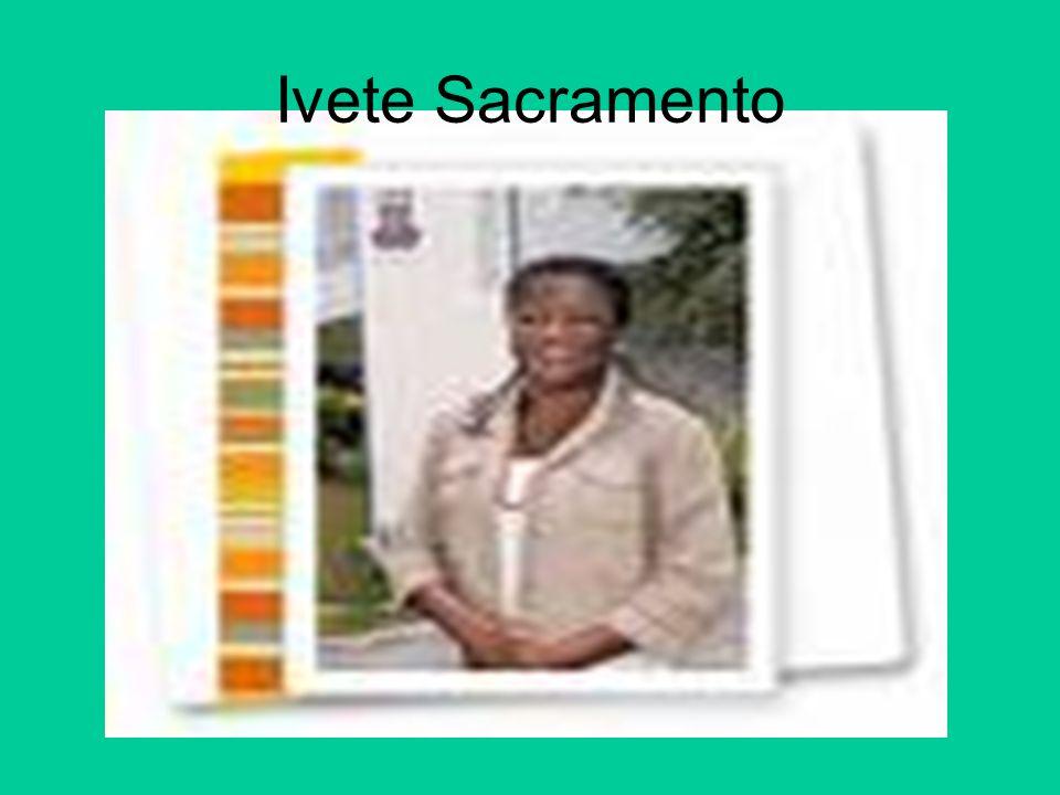 Ivete Sacramento