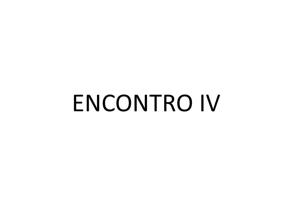 ENCONTRO IV