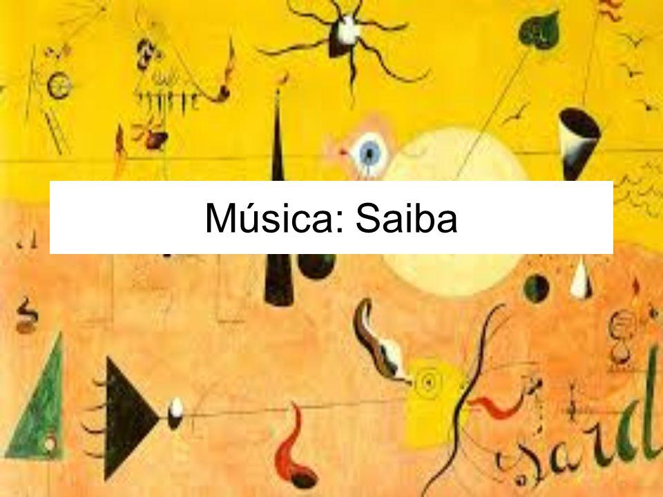 Música: Saiba