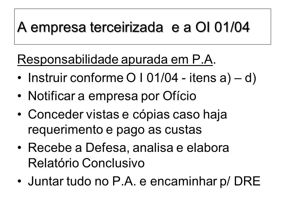 A CHEFIA PRECISA SABER: ORDEM INTERNA 01/04-PREF CONSIDERANDO...... DETERMINO: I – Ficam as Secretarias Municipais....incumbidos de encaminhar ao Depa