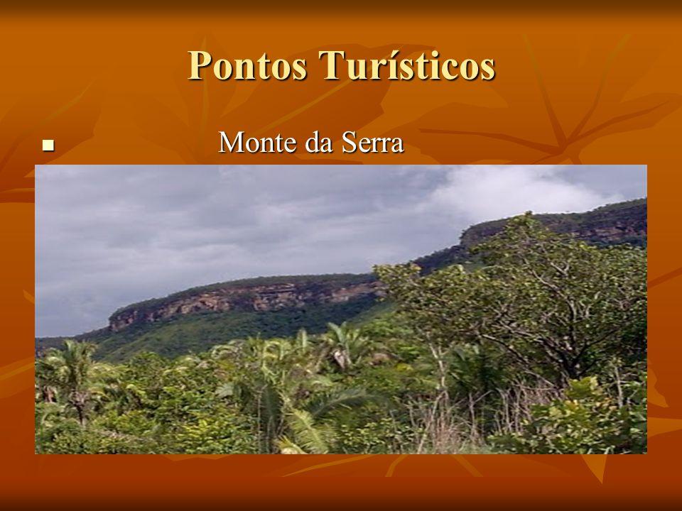 Pontos Turísticos Monte da Serra Monte da Serra