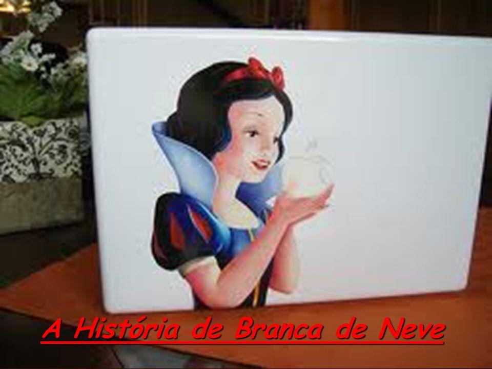 Branca de Neve, encontra no MSN o amigo Corujão e diz: E aí beleza.