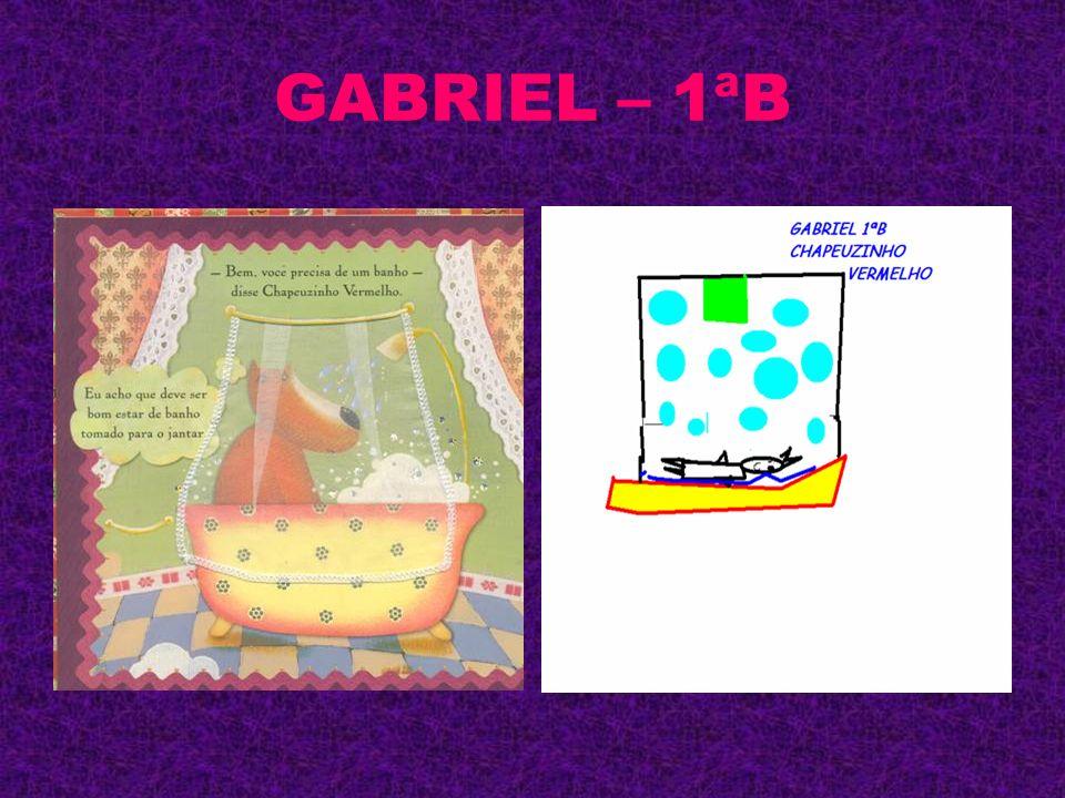 GABRIEL – 1ªB