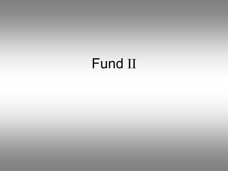Fund I I