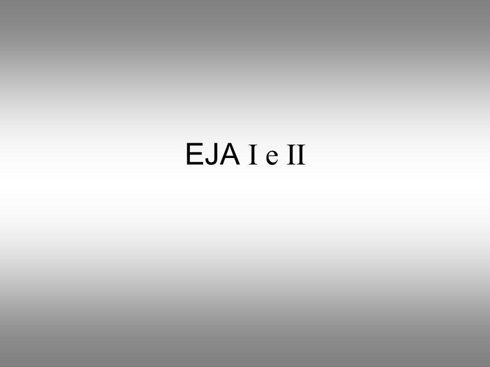 EJA I e II