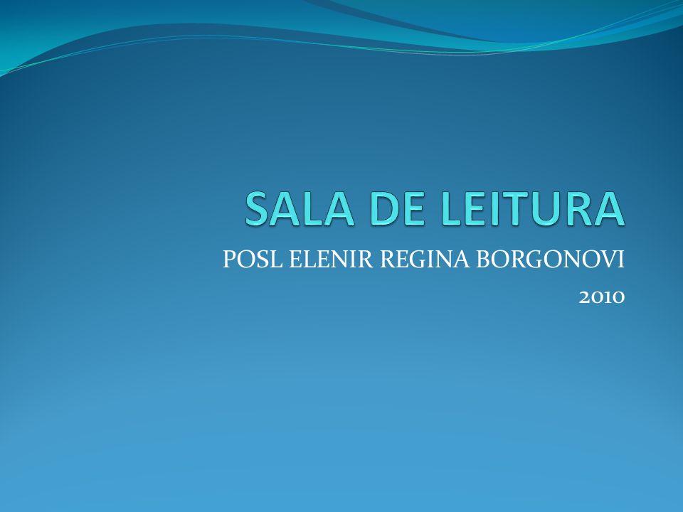 POSL ELENIR REGINA BORGONOVI 2010