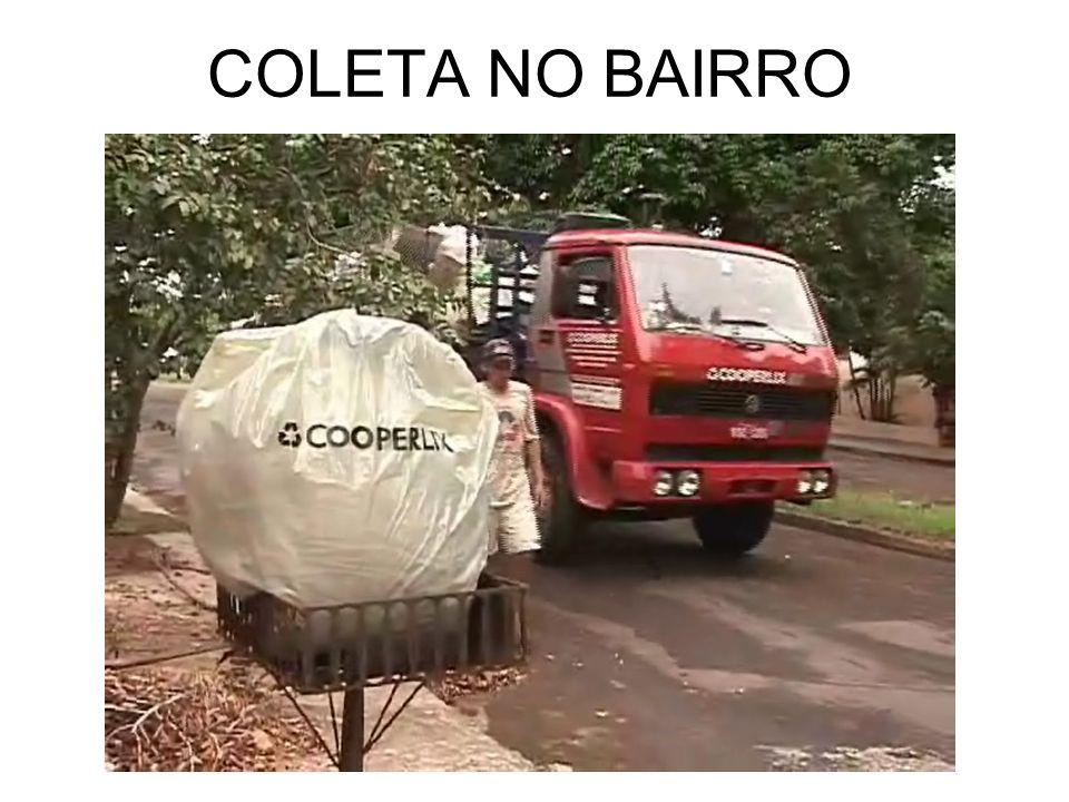 COLETA NO BAIRRO