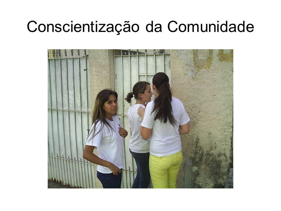 Conscientização da Comunidade