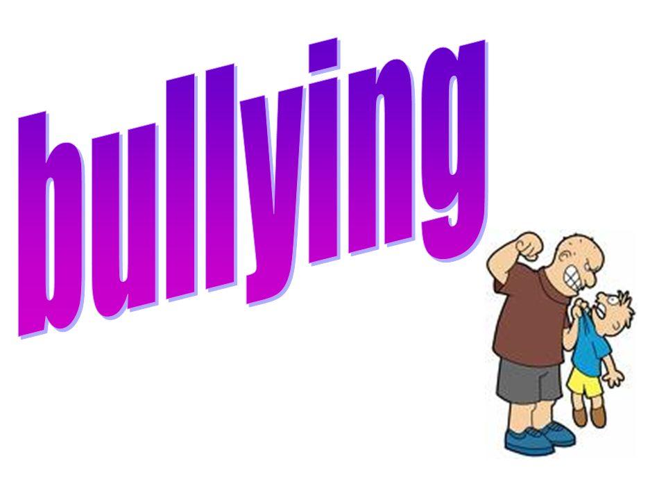 Bullying[1] é um termo inglês utilizado para descrever atos de violência física ou psicológica, intencionais e repetidos, praticados por um indivíduo (bully ou valentão ) ou grupo de indivíduos com o objetivo de intimidar ou agredir outro indivíduo (ou grupo de indivíduos) incapaz(es) de se defender.