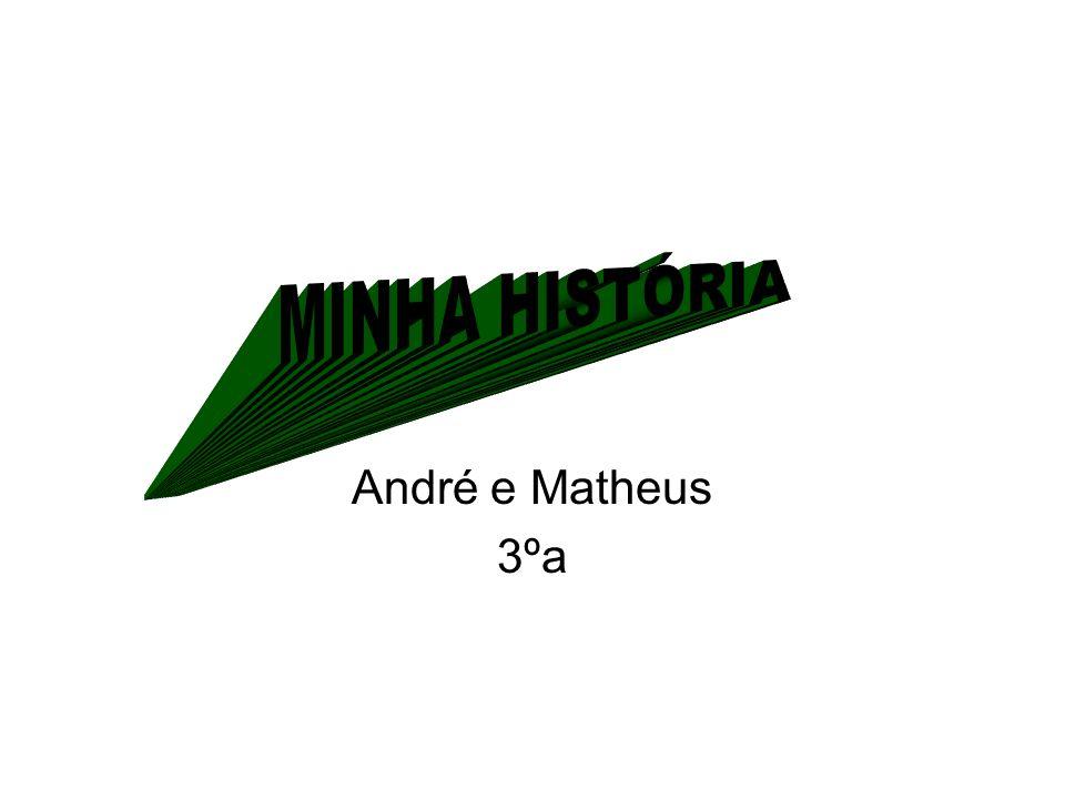 André e Matheus 3ºa