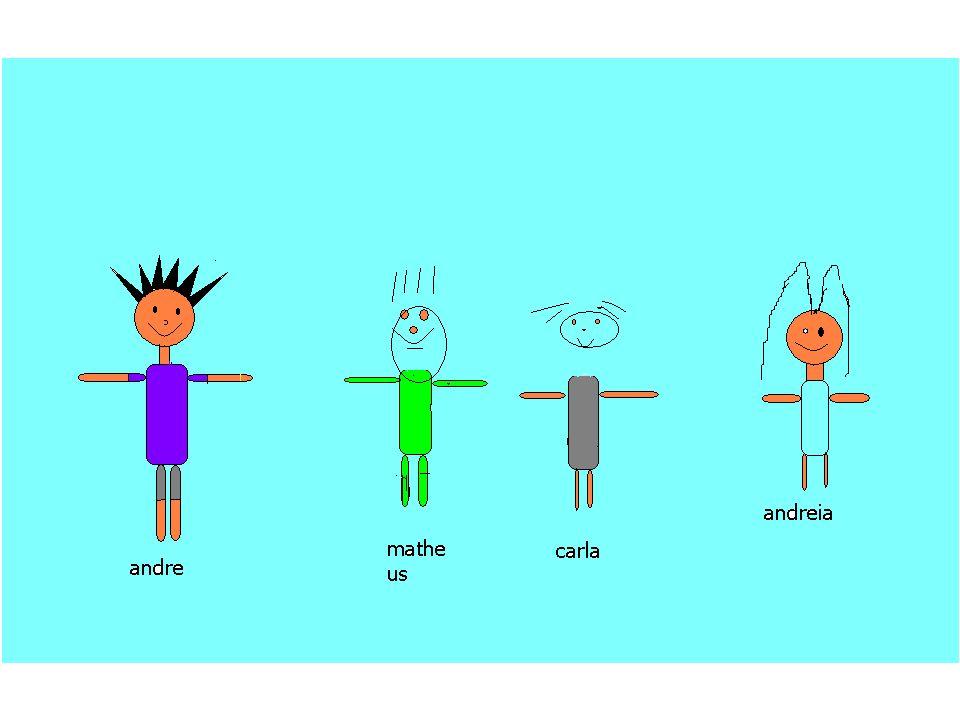 Minha família Eu sou Matheus moro com meu pai minha mãe e minha irmã somos 4 e eu sou o mais velho dos irmãos[a] e eu tenho 8 anos e minha irmã tem 6 anos.
