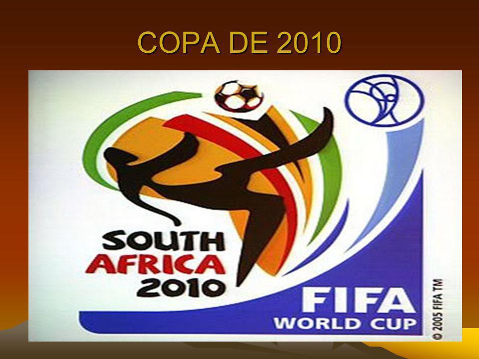 COPA DE 2010