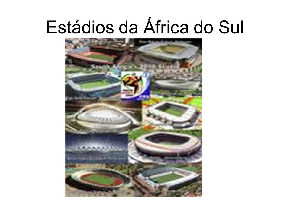 Estádios da África do Sul