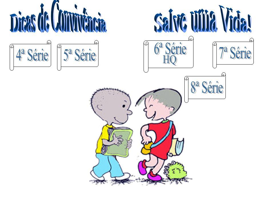 OBJETIVOS GERAIS: - Levar os alunos a refletirem sobre suas atitudes e comportamentos adotados em relação ao outro como sujeito participativo do proce