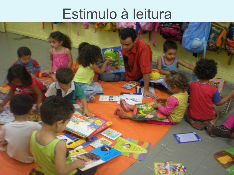 Estimulo à leitura