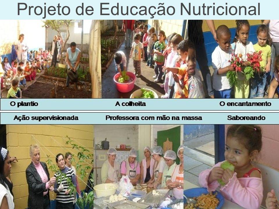 Projeto de Educação Nutricional