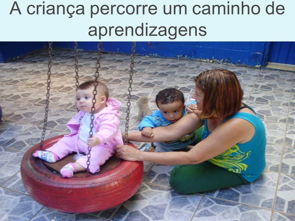 As crianças sentem-se atraídas a participar