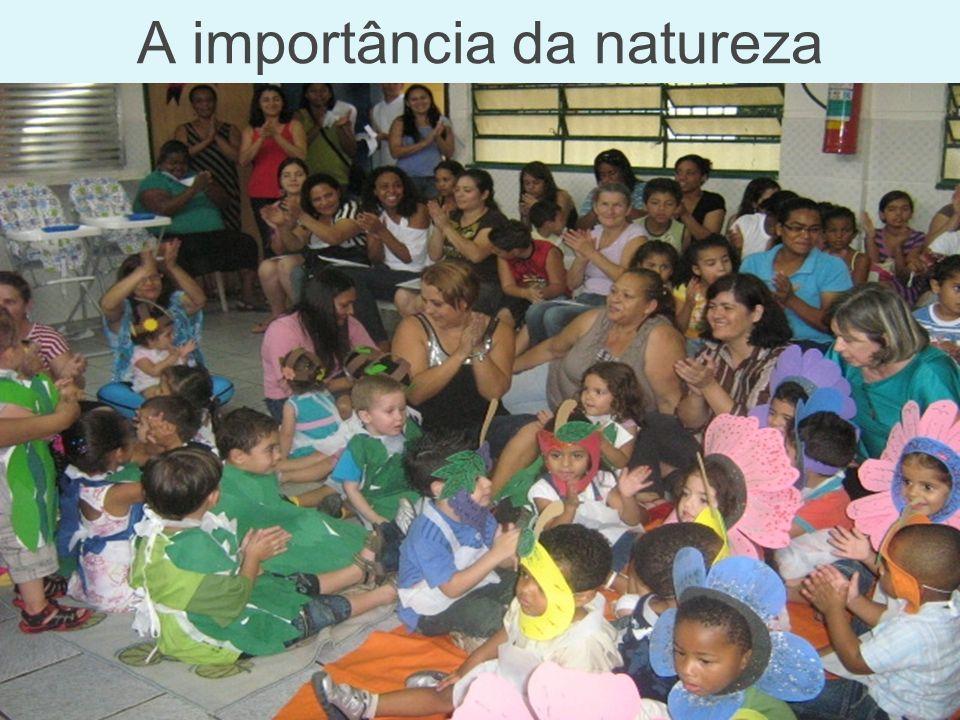 A importância da natureza