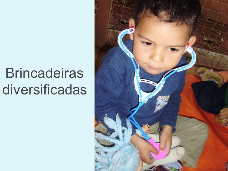 Estimulação às interações infantis