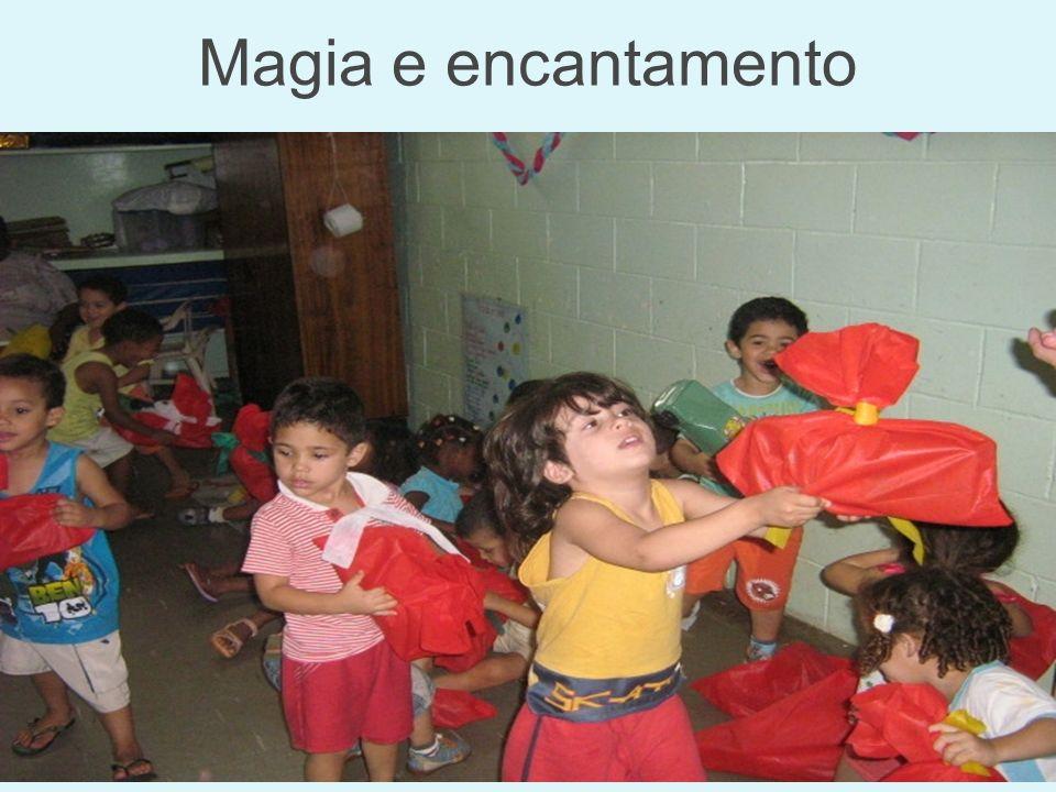 Magia e encantamento