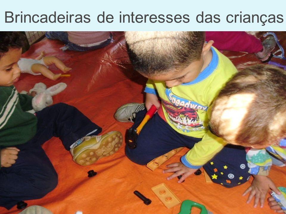 ou atividades do interesse delas.