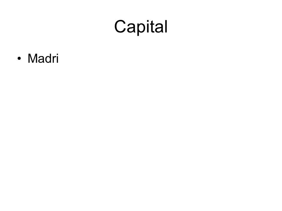Capital Madri