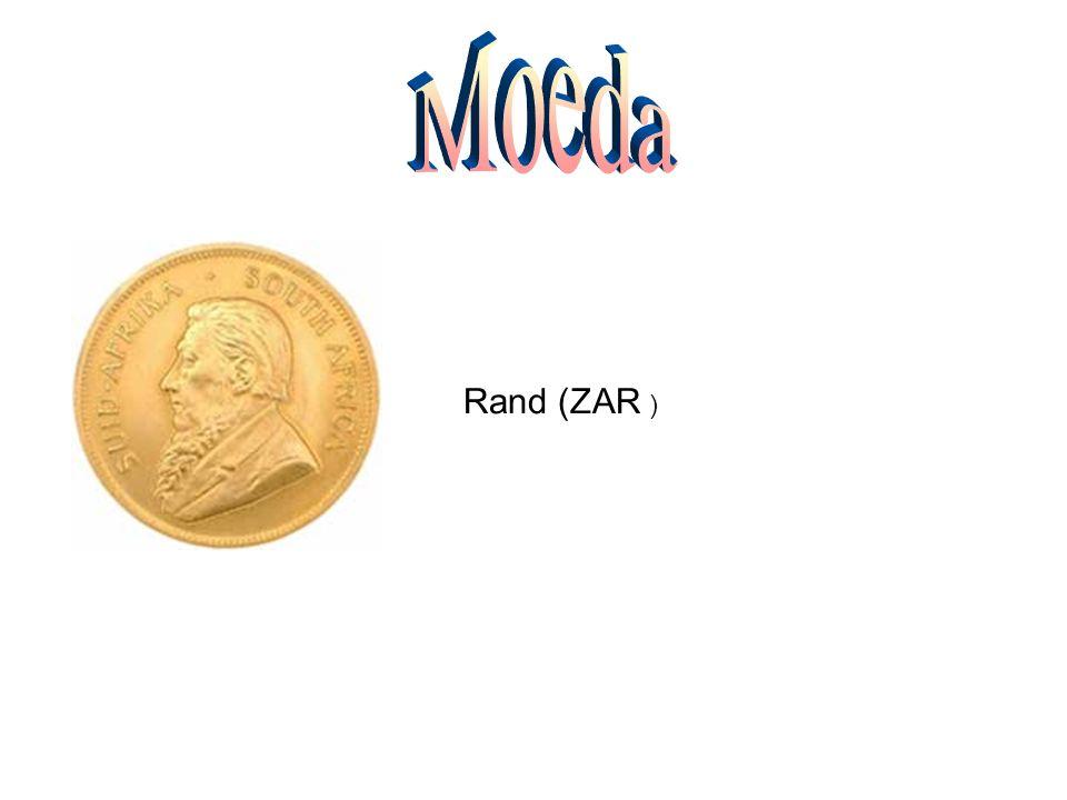 Rand (ZAR ) Ir para: navegação, pesquisanavegaçãopesquisa
