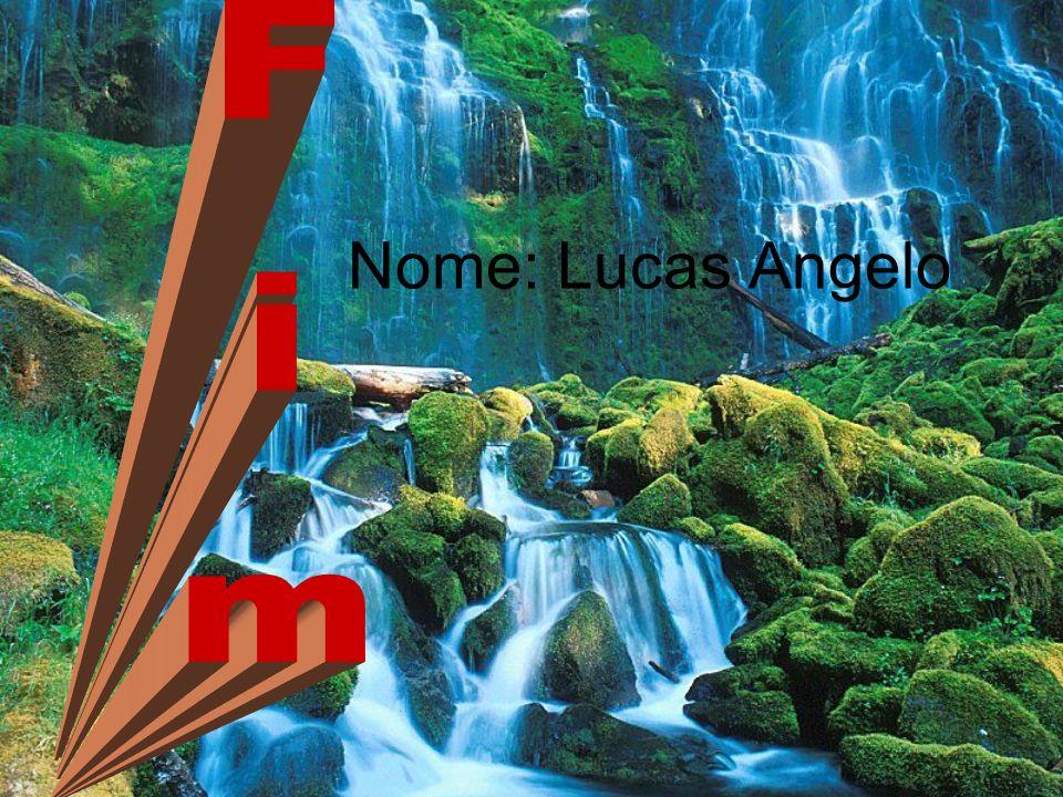 Nome: Lucas Angelo