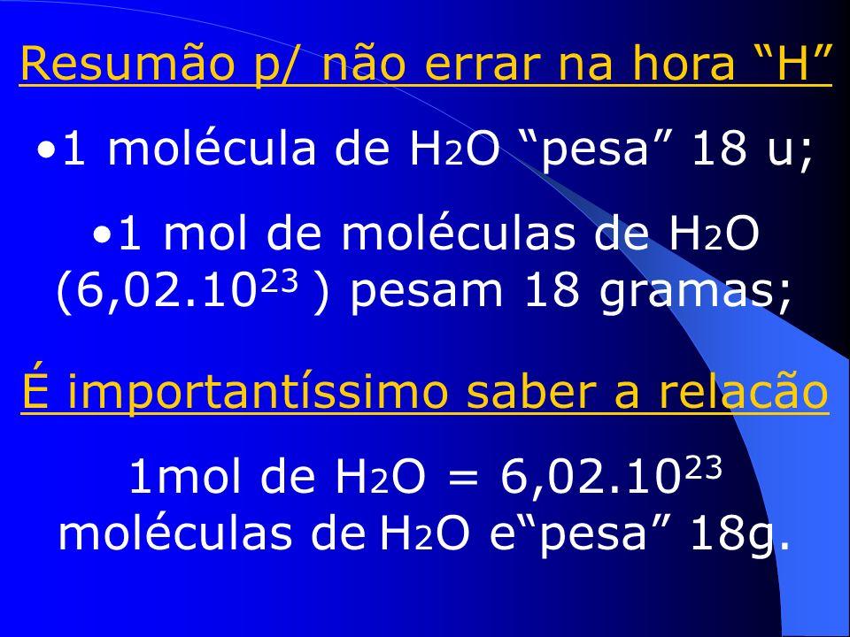 2.Lei da Conservação das massas Na reação a massa de reag. é igual a massa de produtos (sistema fechado). 2H 2 + O 2 2H 2 O 4g + 32g 36g