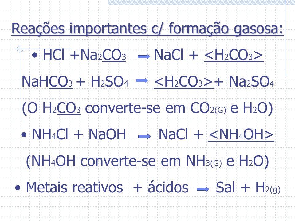 Nas reações químicas tanto o H 2 SO 4 concentrado quanto o P 2 O 5 podem ser utilizados como agentes desidratantes