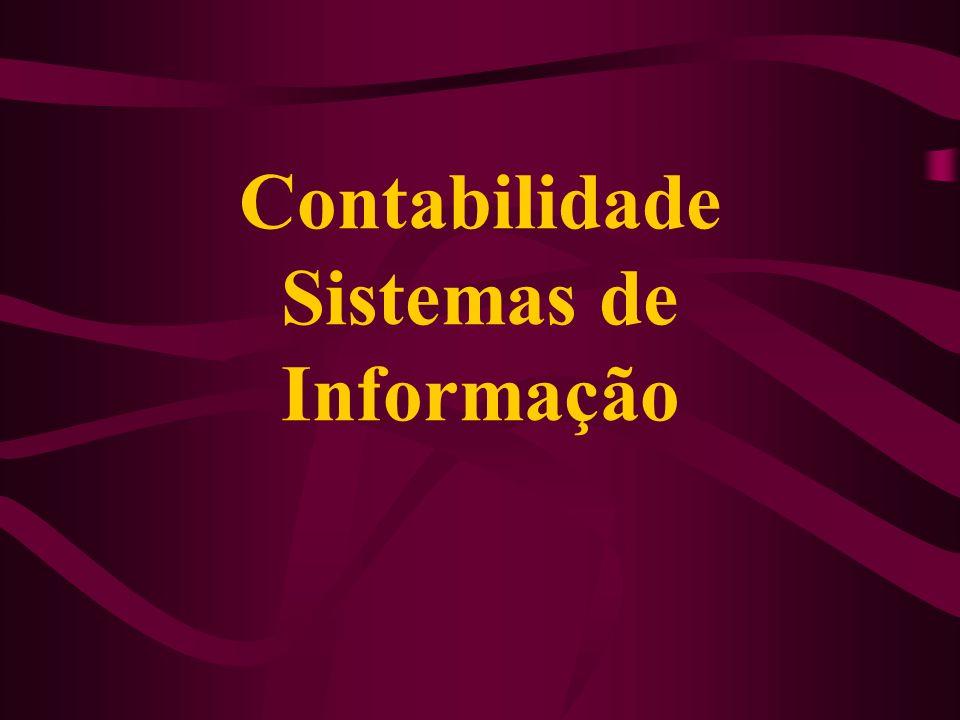 Contabilidade Sistemas de Informação